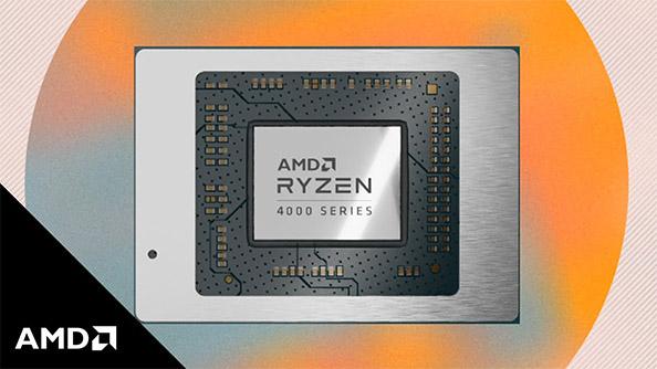 AMD Ryzen™ 4000 시리즈 모바일 프로세서