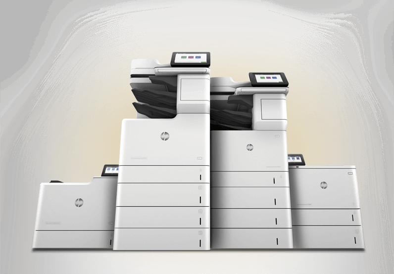 HP LaserJet Family