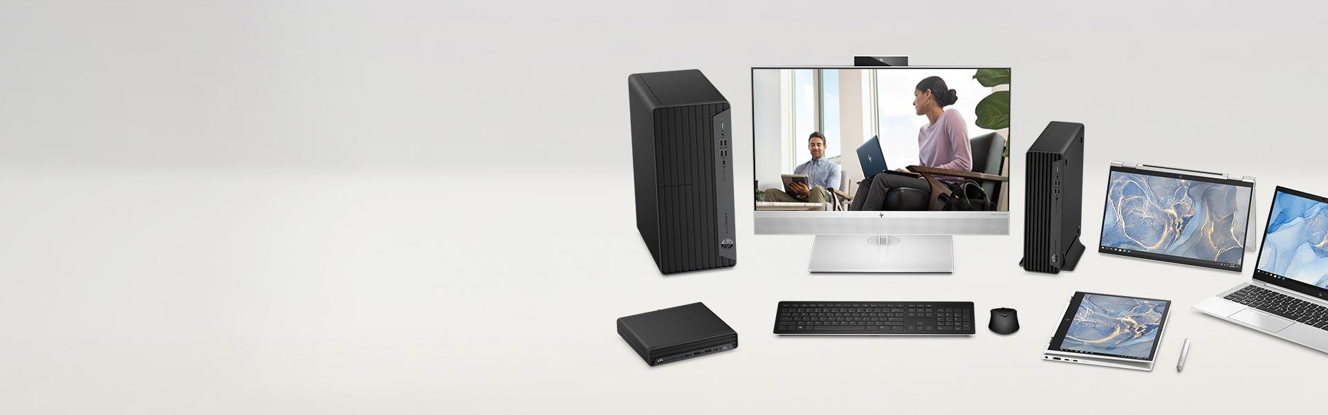 Desktops Business